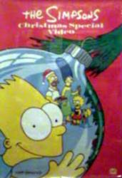 Simpsons Christmas Special (Video Poster) VG