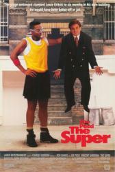 The Super movie poster (Joe Pesci) 27x40 video version