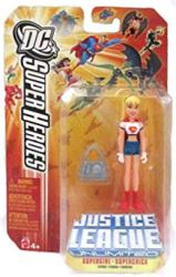 Justice League Unlimited: Supergirl action figure (Mattel/2005)