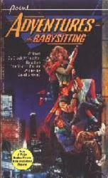 Adventures In Babysitting PB Book/1987 [Elisabeth Shue] Movie Tie-In