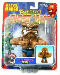 Motorized Twist 'Ems: Marvel Manga Fist Smashing Thing figure (ToyBiz)