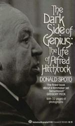 Alfred Hitchcock biography: Dark Side of Genius paperback book/1984