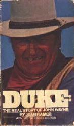 John Wayne biography: Duke The Real Story of John Wayne (PB Book/1973)