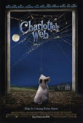 Charlotte's Web movie poster [2006] original 27x40