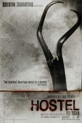 Hostel movie poster (2005) original 27x40 advance GD
