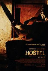 Hostel movie poster (2005) original 27x40 one-sheet