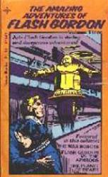 The Amazing Adventures of Flash Gordon Volume 3 paperback book/1971