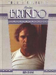 Marlon Brando biography: The Screen Greats series (Hardback book/1982)