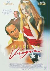 American Virgin movie poster [Mena Suvari, Bob Hoskins, Robert Loggia]