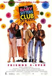 The Baby-Sitters Club movie poster [Rachael Leigh Cook/Austin O'Brien]