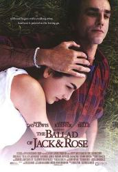 The Ballad of Jack and Rose poster [Daniel Day-Lewis & Camilla Belle]