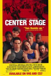 Center Stage movie poster [Zoe Saldana] 27x40 video version