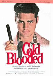 Coldblooded movie poster [Jason Priestley, Kimberly Williams] 27x40