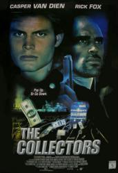 The Collectors movie poster [Casper Van Dien, Rick Fox] 27x39