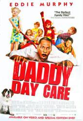 Daddy Day Care movie poster [Eddie Murphy] 27x40 video version
