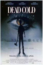Dead Cold movie poster (1996) 27x40 video poster
