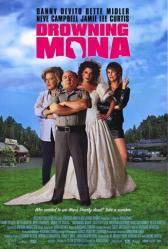 Drowning Mona movie poster [Danny DeVito, Bette Midler] 27x40 video