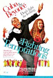 The Fighting Temptations poster /Cuba Gooding Jr/Beyonce Knowles 27x40