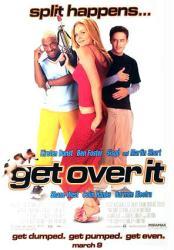 Get Over It movie poster [Kirsten Dunst, Sisqo, Ben Foster] 27x40