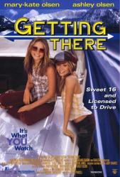 Getting There movie poster [Mary-Kate & Ashley Olsen] 27x40