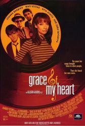 Grace of My Heart movie poster [Illeana Douglas, Matt Dillon, Stoltz]