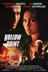 Hollow Point poster [Thomas Ian Griffith, Tia Carrere & John Lithgow]