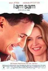 I Am Sam movie poster [Sean Penn, Michelle Pfeiffer] 27x40