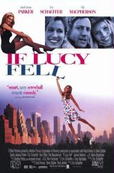 If Lucy Fell movie poster [Sarah Jessica Parker, Eric Schaeffer] 27x40