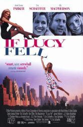 If Lucy Fell movie poster [Sarah Jessica Parker, Eric Schaeffer] 27x40