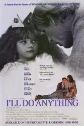 I'll Do Anything movie poster [Nick Nolte, Albert Brooks] 27x40