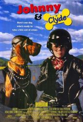 Johnny & Clyde movie poster (video poster) NM
