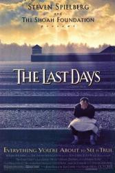 The Last Days movie poster (1998 Holocaust documentary) 27x40