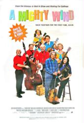 A Mighty Wind movie poster [Christopher Guest] 27x40