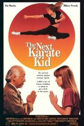 The Next Karate Kid movie poster [Pat Morita, Hilary Swank] 27x40