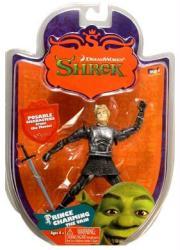 Shrek: Prince Charming the Vain action figure (MGA/2006)