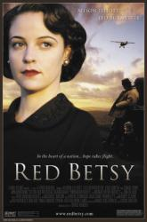 Red Betsy movie poster [Alison Elliott] original 27x40 one-sheet