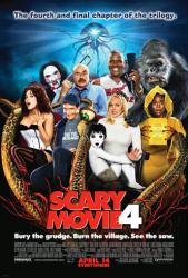 Scary Movie 4 movie poster [Shaquille O'Neal & Dr. Phil] 27 X 40