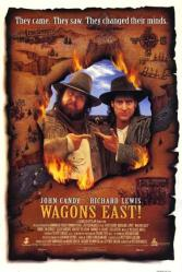 Wagons East movie poster [John Candy, Richard Lewis] 27x40