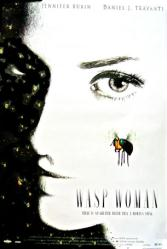 Wasp Woman movie poster (1995) [Jennifer Rubin] 27x40
