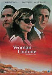 Woman Undone movie poster [Mary McDonnell, Randy Quaid, Sam Elliott]