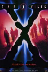 The X Files: First Time on Video (Video Poster) 27x40