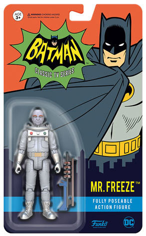 Freeze Funko Batman Classic TV series action figures-Mr