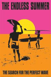 The Endless Summer movie poster (24x36) 1966 surfing documentary