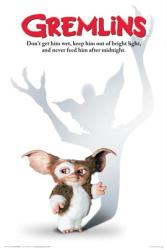 Gremlins movie poster [Mogwai] 24x36
