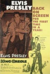 King Creole movie poster [Elvis Presley] 24'' X 36''