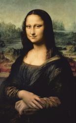 Leonardo Da Vinci poster: Mona Lisa (24'' X 36'') New