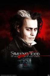 Sweeney Todd movie poster [Johnny Depp] 24'' X 36''