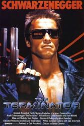 The Terminator movie poster [Arnold Schwarzenegger] 24'' X 36''