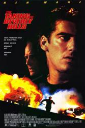 The Taking of Beverly Hills movie poster [Ken Wahl] video poster