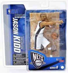 NBA Series 8 [2nd Edition] Jason Kidd figure (McFarlane/2005)
